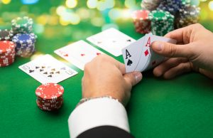 Caribbean Stud Poker er perfekt til dig som ikke har pokerfjæs