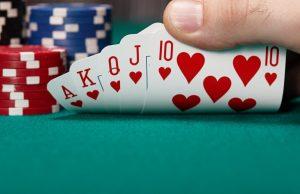 Sådan er reglerne til video poker